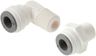 "IQS push-in fittings - LE (4-12 mm & 5/32""-1/2"")"